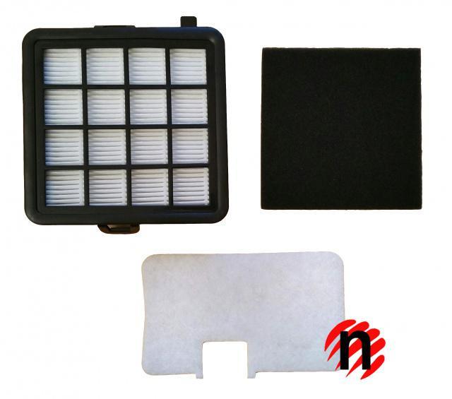 Electrolux Electrolux EF123ONLINE Sada filtrů pro bezsáčkový vysavač