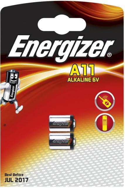 Energizer Baterie 11A/LR11A 6V ENERGIZER 2ks