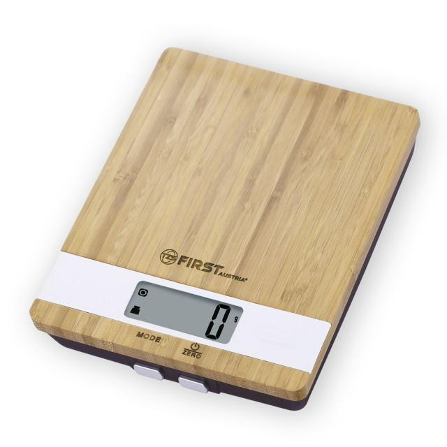 Kuchyňská digitální váha First Austria FA 6410 bambus FirstAustria