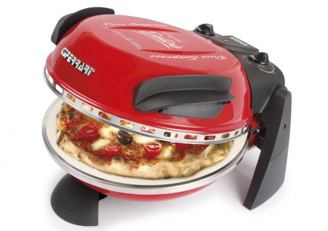 Pizza pec G3 Ferrari Delizia červená G3Ferrari