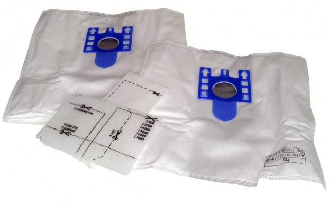 HQ Sáčky do vysavače MIELE - Allervac Sensor 5000 12ks Typ GN
