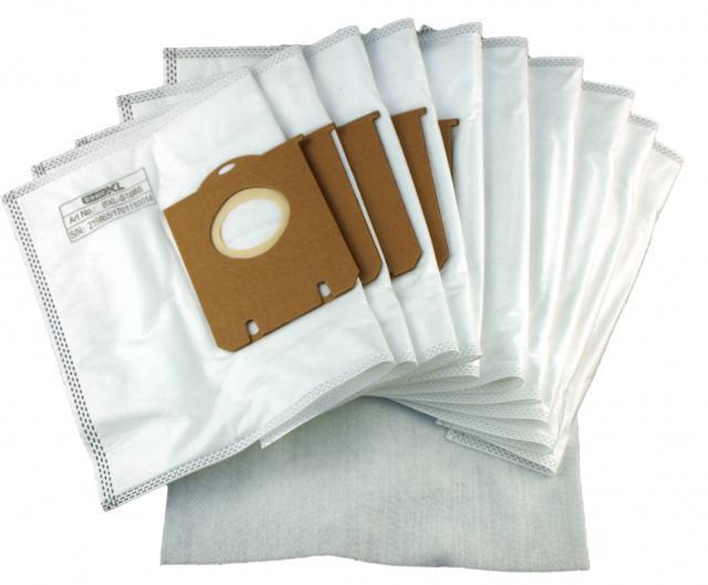 AEG_Electrolux_Philips s_bag alternativní sáčky 10ks pro PHILIPS FC 9060...FC 9069 Jewel PHILIPS