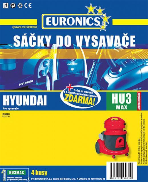 Sáčky do vysavače Hyundai VC 5750 textilní 4ks Jolly