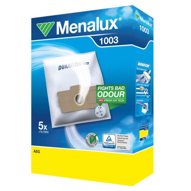Sáčky Menalux 1003 syntetické do vysavače FAGOR Vampyr 400 až 415 FAGOR