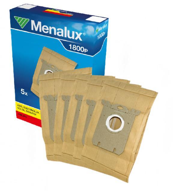 Sáčky do vysavače MENALUX 1800P -S/BAG papírové 5ks Menalux