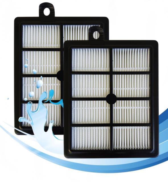 AEG Filtry do vysavačů AEG Viva Quickstop AVQ 2100 až 2190 omyvatelné