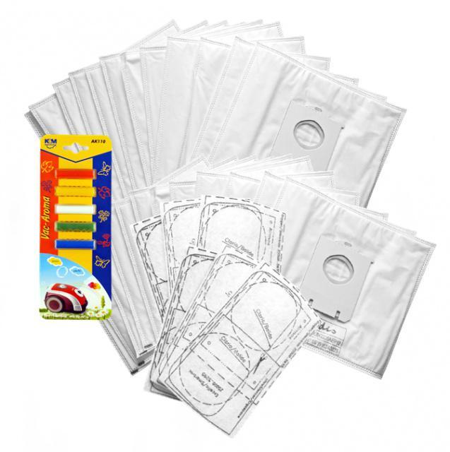 PHILIPS Alternativní sáčky s-bag pro PHILIPS FC 8400 až FC8499 City Line 24ks
