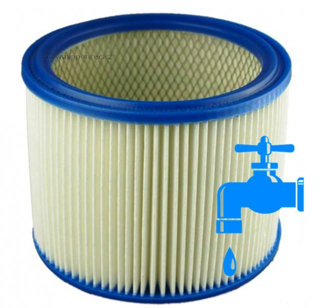 PARKSIDE Alternativní filtr do vysavače PARKSIDE PNTS 1250 omývatelný