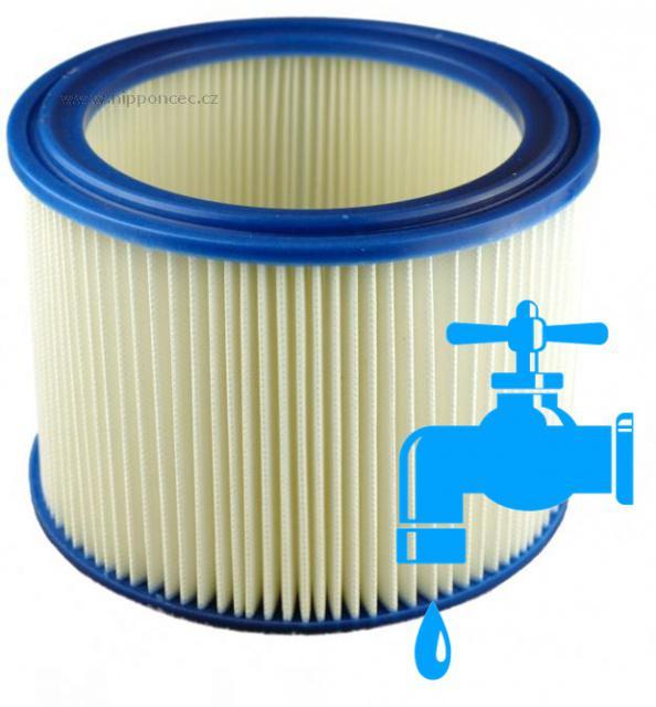 Omývatelný polyesterový filtr pro Bosch GAS 15 L,GAS 20 L SFC, GAS 1200 L,Makita 442,446L,VC2010,2011,2012, 3511 L nipponcec.cz