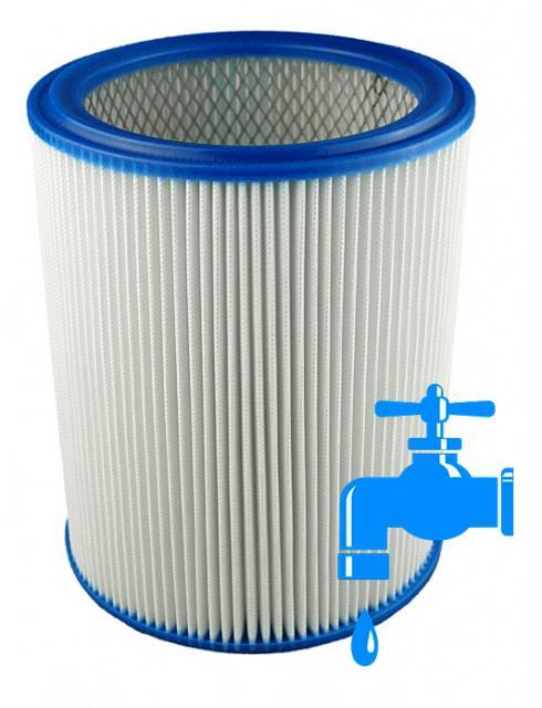 Omývatelný polyesterový filtr do vysavače Festool SR, SRM, Nilfisk Alto / WAP ES 380, 480, Makita 441 nipponcec.cz