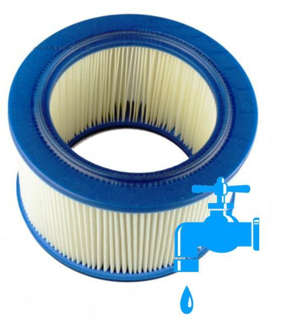 Omývatelný polyesterový filtr do vysavače Alto Nilfisk Attix 30,350,360,50,550,751 WAP a Protool 260 EH nipponcec.cz