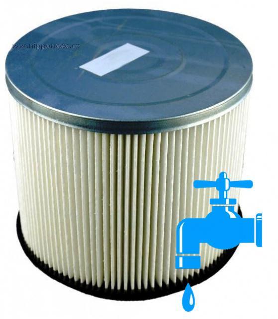 Omývatelný polyesterový filtr pro vysavače EINHELL (BT, RT, TH, TE, BVC) vyztužený nipponcec.cz