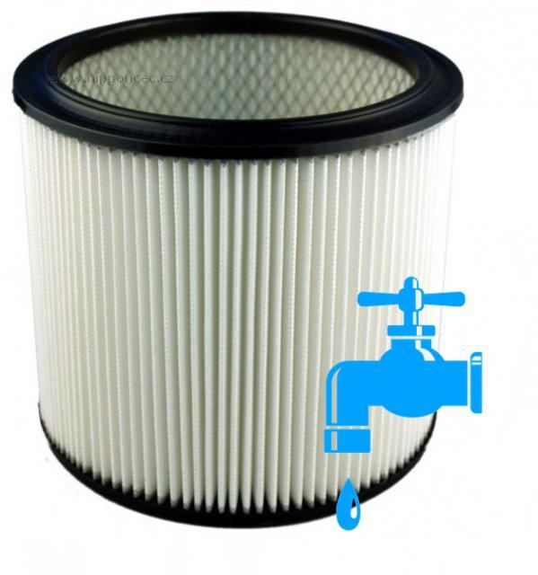 Omývatelný polyesterový filtr do vysavače PARKSIDE PNTS 1400 A1, 1400 D1, PNTS 1500 A1, 1500 D1, PNTS 23 E nipponcec.cz