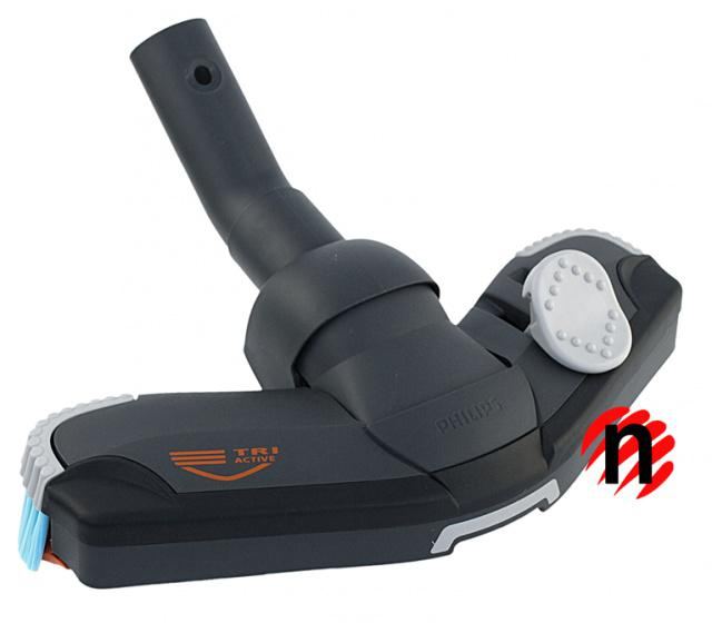 Podlahová hubice Philips TriActive, 32 mm pro PHILIPS FC 9060...FC 9069 Jewel PHILIPS
