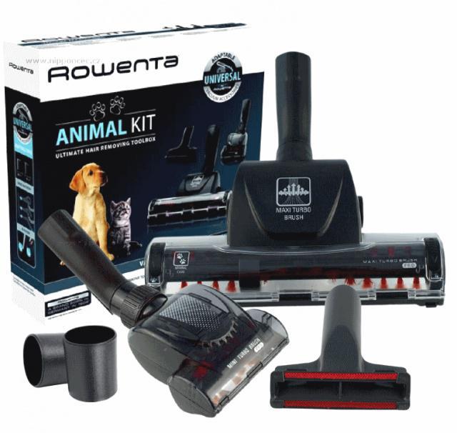 Sada hubic Rowenta Animal Kit ZR001120 pro vysavač ROWENTA - Artec 2 RO 4200...4299 Rowenta