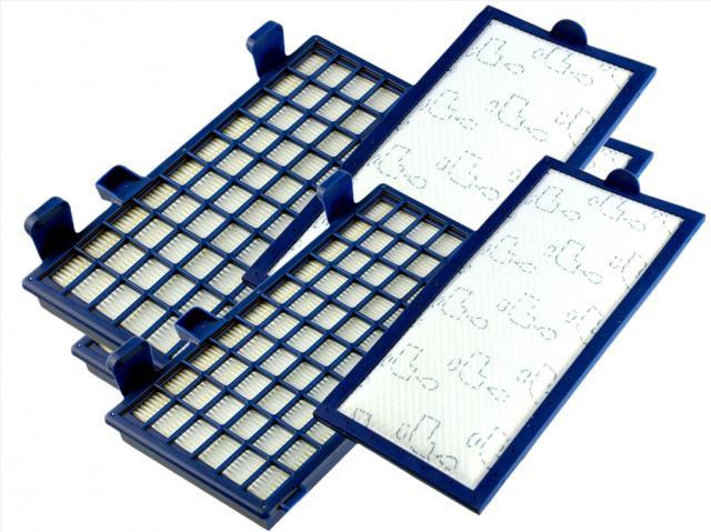 Rowenta HEPA filtr ROWENTA ZR902301 pro X-Trem Power Cyclonic 3Pack