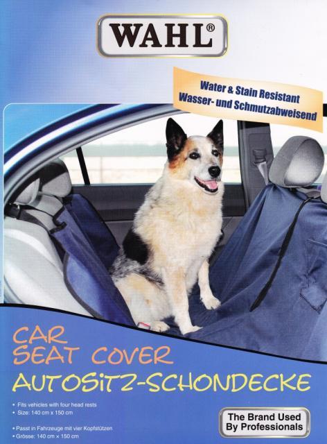 Deka pro psa Wahl - na ochranu sedačky auta wahl