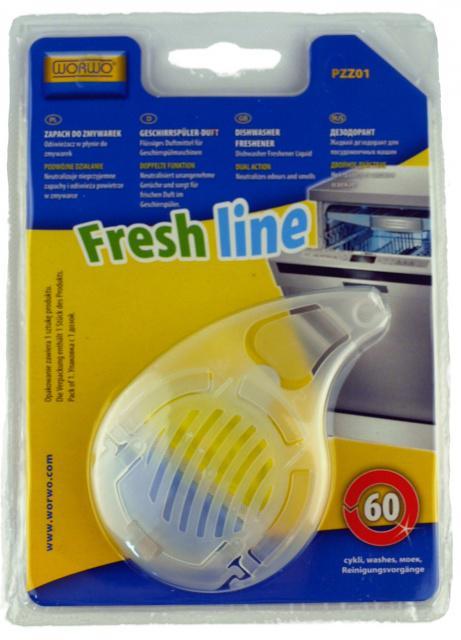 Worwo Vůně do myčky Lemon Fresh Line Worwo
