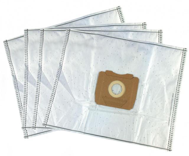 Sáčky do vysavače AEG - Vampyr K 2000 až 4200 4ks mikrovlákno Worwo