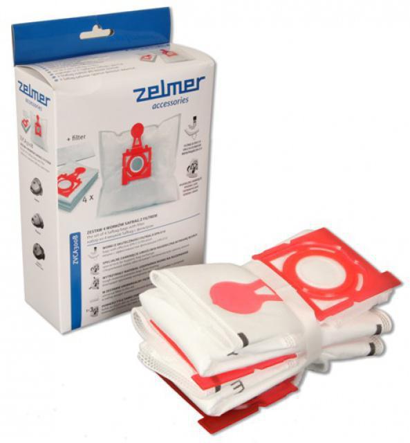 Originální sáčky Zelmer SAF-BAG 49.4200 - ZVCA300B 4ks Zelmer