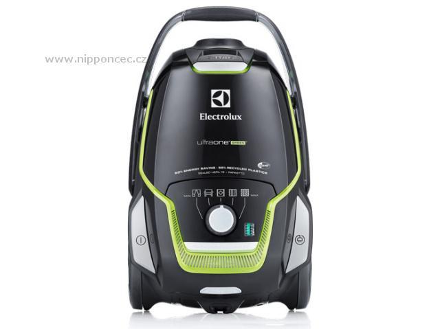 b6874ab49 Electrolux UltraOne ZUOGREEN ergonomické madlo parketová hubice AeroPro  Parketto součástí ebenově černý ...