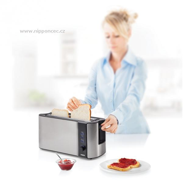 Topinkovač Princess extra dlouhý Long Slot toaster 14 2353