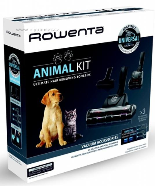 Sada hubic na chlupy ROWENTA Animal Kit ZR001120