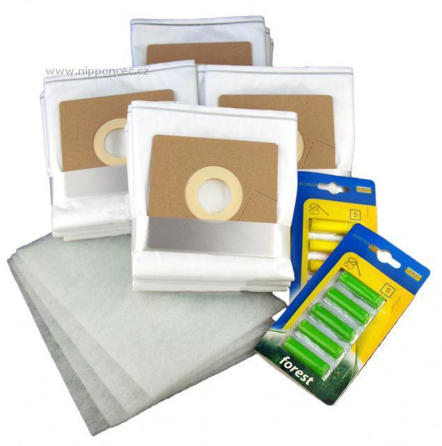 ... GALLET - ASP 305 16ks MegaPack. Dvojité balení sáčků Perfect Bag  MPMB02K pro časté vysáván 6982e1ed6c
