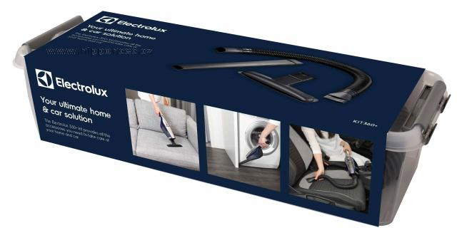 ELECTROLUX Home+Car KIT360+ pro ErgoRapido a Rapido